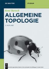 Allgemeine Topologie