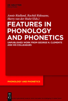 Features in Phonology and Phonetics