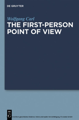 The First-Person Point of View