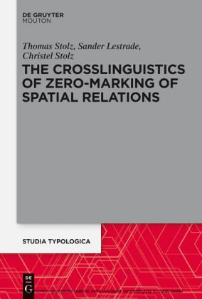 The Crosslinguistics of Zero-Marking of Spatial Relations