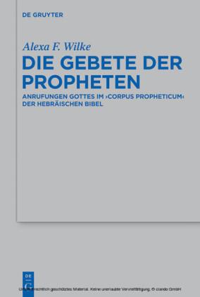 Die Gebete der Propheten