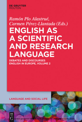 English as a Scientific and Research Language