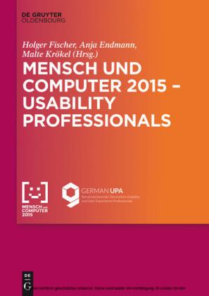 Mensch und Computer 2015 - Usability Professionals