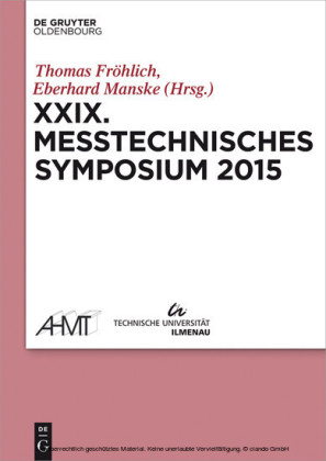 XXIX Messtechnisches Symposium