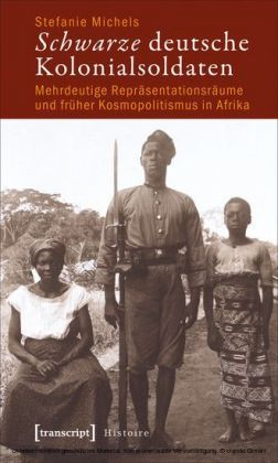 Schwarze deutsche Kolonialsoldaten