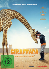 Giraffada, 1 DVD Cover