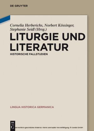 Liturgie und Literatur