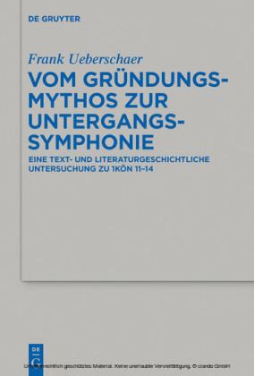 Vom Gründungsmythos zur Untergangssymphonie