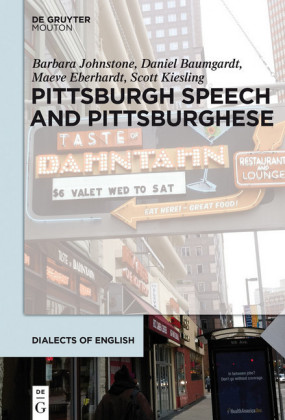 Pittsburgh Speech and Pittsburghese