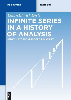 Infinite Series in a History of Analysis