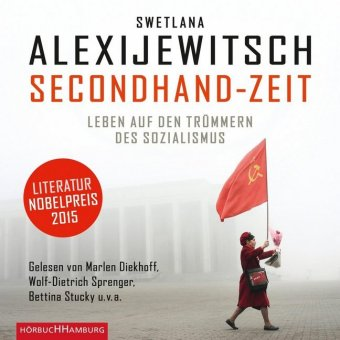 Secondhand-Zeit, 8 Audio-CDs