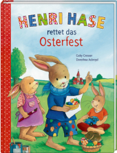 Henri Hase rettet das Osterfest Cover