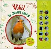 Vögel in unserem Garten, m. Soundeffekten