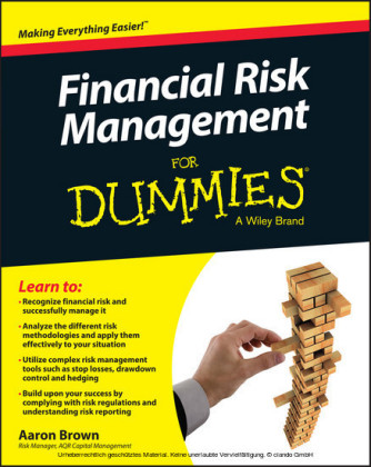 Financial Risk Management For Dummies