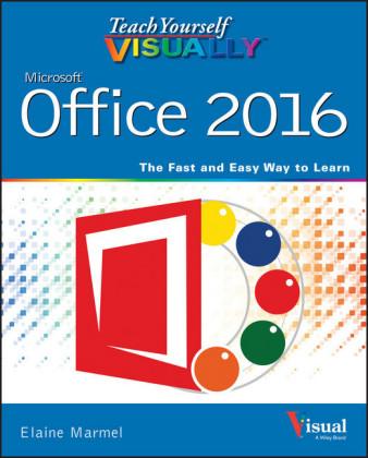 Teach Yourself VISUALLY Office 2016,