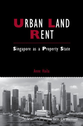 Urban Land Rent