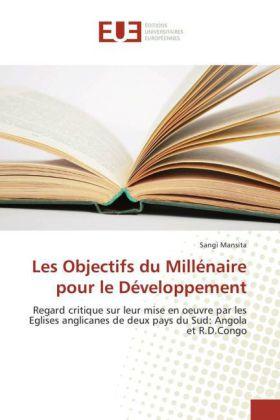 Les Objectifs du Millénaire pour le Développement