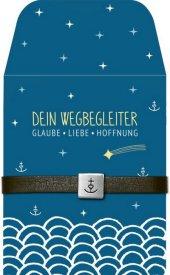 Lederarmband - Dein Wegbegleiter - Glaube - Liebe - Hoffnung Cover