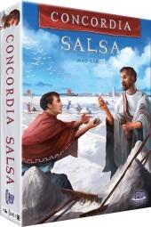 Concordia, Salsa (Spiel-Zubehör)