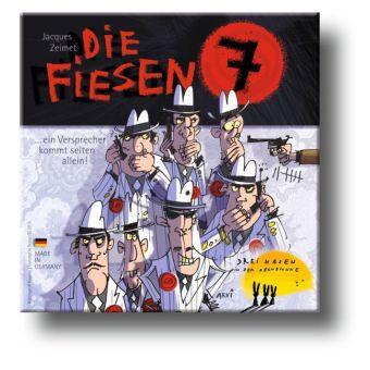 Die fiesen 7 (Kartenspiel)