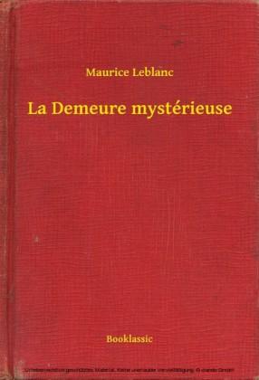 La Demeure mystérieuse