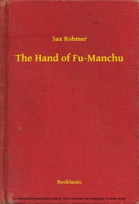 The Hand of Fu-Manchu