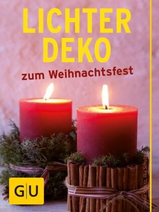 Lichter-Deko zum Weihnachtsfest