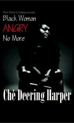 Black Woman Angry No More