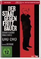 Der Staat gegen Fritz Bauer, 1 DVD Cover
