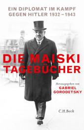 Die Maiski-Tagebücher Cover