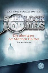Sherlock Holmes - Die Abenteuer des Sherlock Holmes Cover