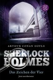 Sherlock Holmes - Das Zeichen der Vier Cover