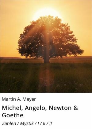 Michel, Angelo, Newton & Goethe