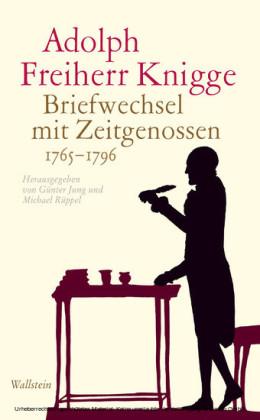 Briefwechsel mit Zeitgenossen 1765-1796