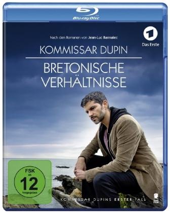 Kommissar Dupin: Bretonische Verhältnisse, 1 Blu-ray