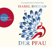 Der Pfau, 4 Audio-CDs Cover