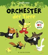 Orchester der Tiere, m. Soundeffekten Cover