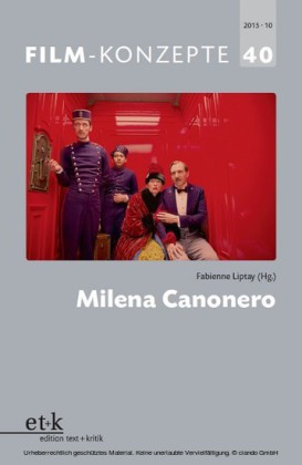 FILM-KONZEPTE 40 - Milena Canonero