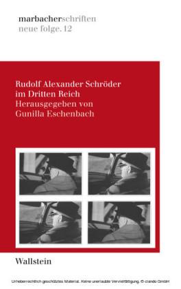 Rudolf Alexander Schröder im Dritten Reich