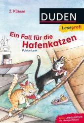 Ein Fall für die Hafenkatzen Cover