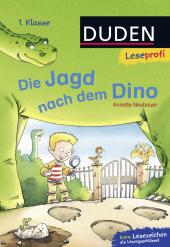 Die Jagd nach dem Dino Cover