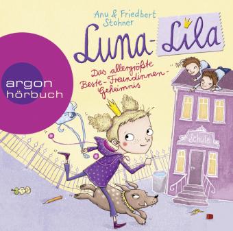 Luna-Lila, 2 Audio-CDs
