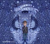 Hinter der blauen Tür, 5 Audio-CDs Cover