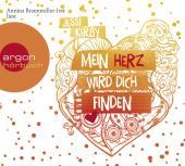 Mein Herz wird dich finden, 5 Audio-CDs Cover