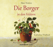 Die Borger in den Feldern, 5 Audio-CDs