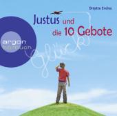 Justus und die 10 Gebote, 1 Audio-CD Cover