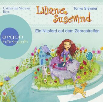 Liliane Susewind - Ein Nilpferd auf dem Zebrastreifen, 1 Audio-CD