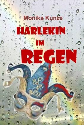 Harlekin im Regen