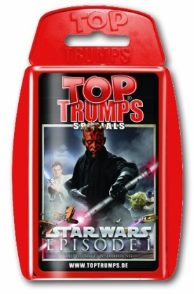 Top Trumps, Star Wars Episode I (Spiel)