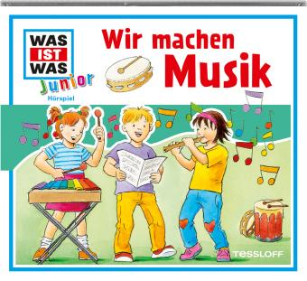 Wir machen Musik, Audio-CD